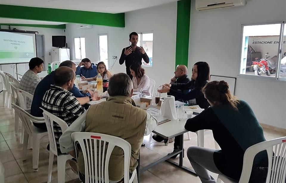 Empresa Tortoriello - Programa de Coaching de Equipo
